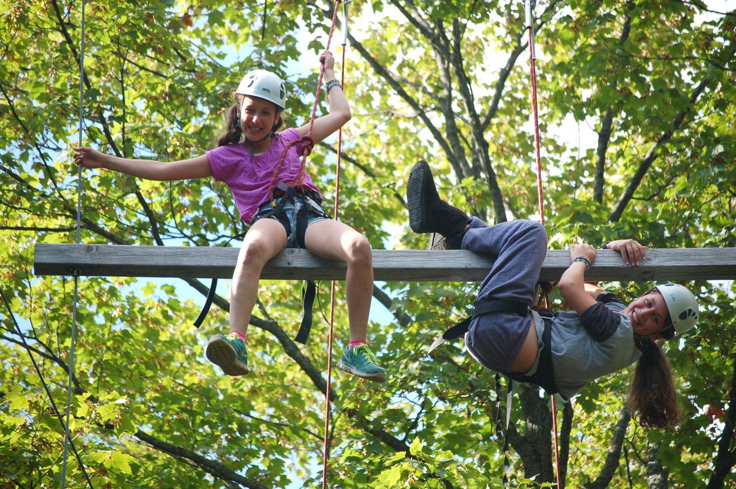 Climbing / Ropes