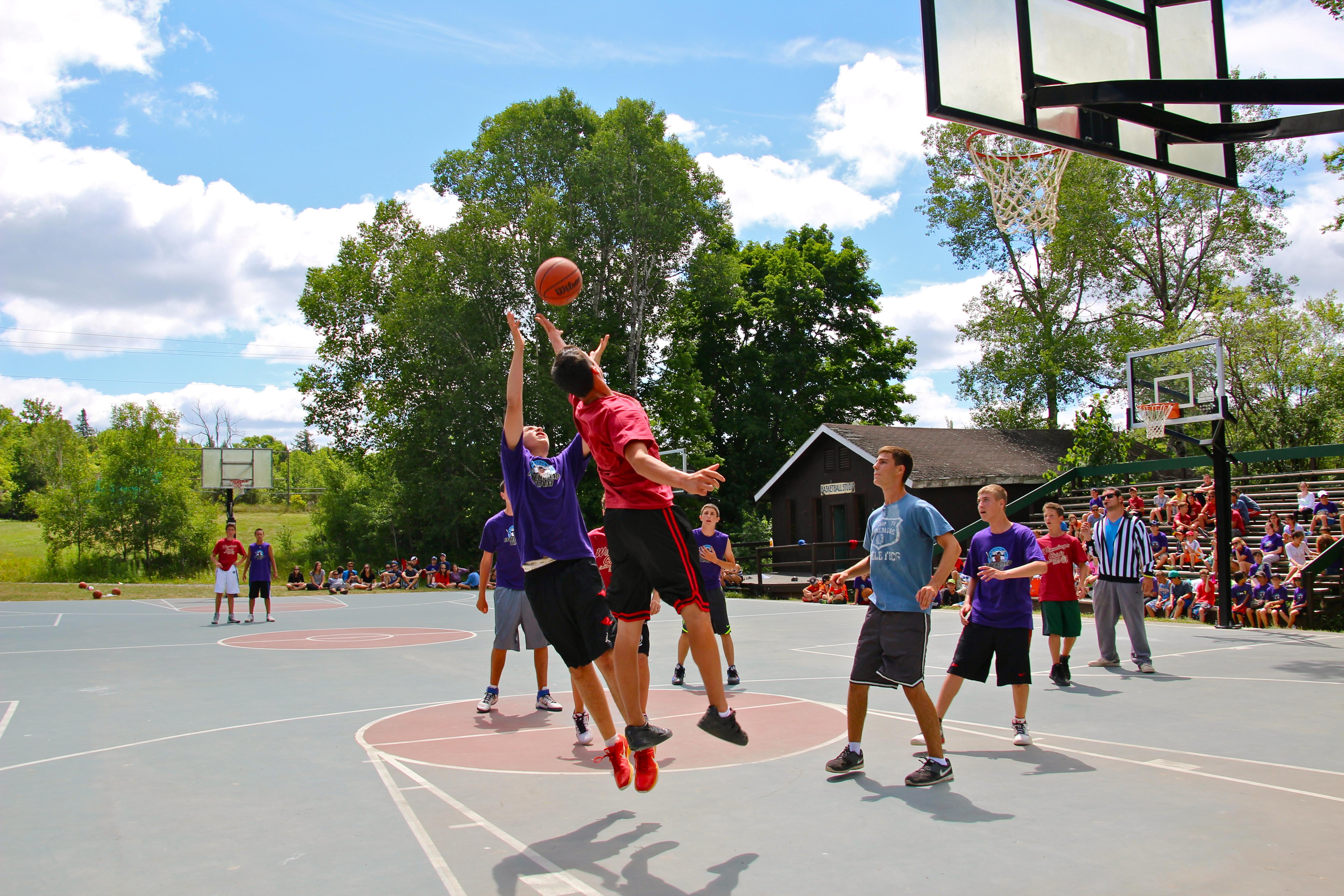 MAP - Basketball
